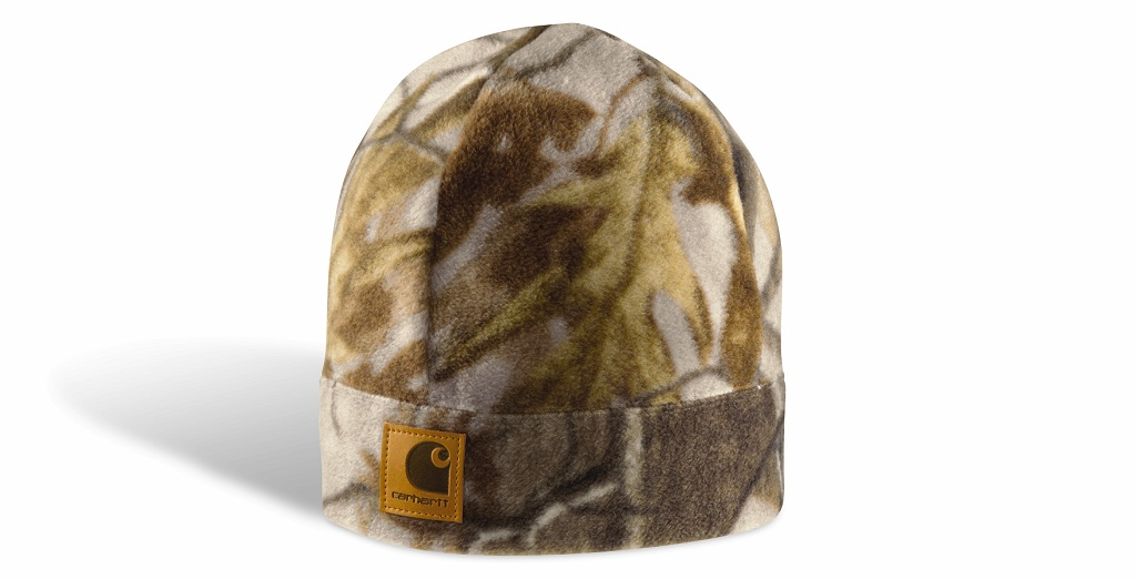 Carhartt A294CAP WorkCamo AP Fleece Hat  597e1125f0a