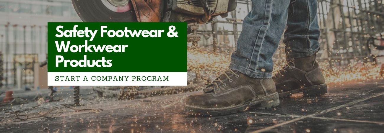 Safety Footwear & Workwear Products.