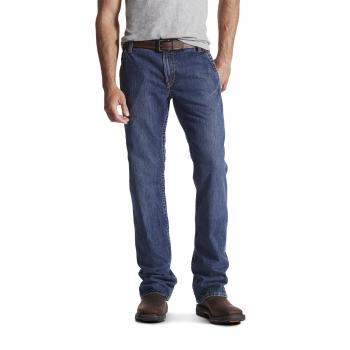 Ariat 10017262 M4 Low Rise Workhorse Boot Cut Flame Resistant Jeans