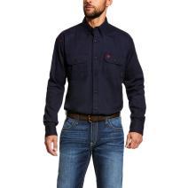 Ariat 10018816 FR Solid Work Shirt