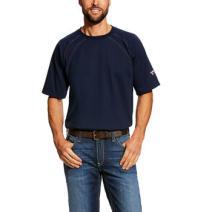 Ariat 10025370 FR Navy Crew T-Shirt