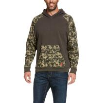 Ariat 10027911 FR DuraStretch Patriot Hoodie