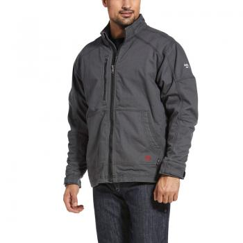 Ariat 10033193 FR Lanyard Duralight Stretch Canvas Field Jacket