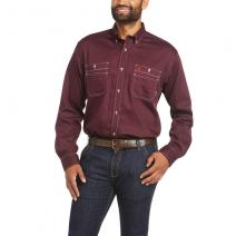 Ariat FR 10035432 Malbec Vented Work Shirt