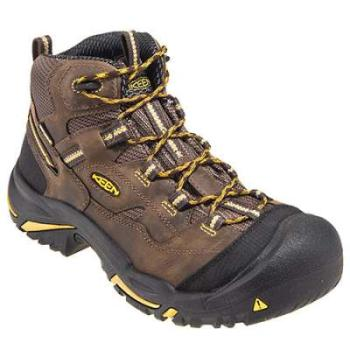 Keen 1011242 Braddock Steel Toe Waterproof Sport Hiker