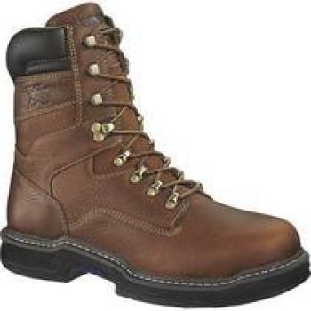 Wolverine W02423 Steel Toe Multishox Contour Welt 8-Inch Boot