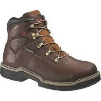 "Wolverine W04820 Steel Toe Multishox Waterproof 6"" Boot"