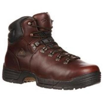 "Rocky 6114 Steel Toe Mobilite Waterproof 6"" Work Boot"