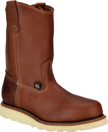Thorogood 804-4205 USA Made!!!  Steel Toe Wedge Sole Wellington