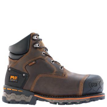 """Timberland Pro 92615214 Boondock Waterproof Composite Toe 6"""" Work Boot"""