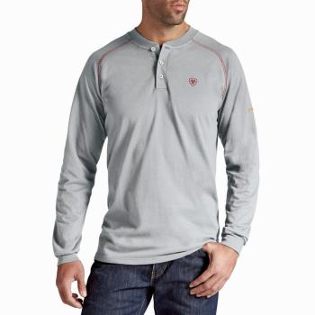 Ariat 10013519 Flame Resistant Work Henley