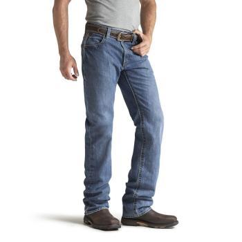 Ariat 10014449 M3 Flame Resistant Loose Flint Jeans