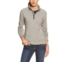 Ariat 10015900 Women's Flame Resistant 1/4 Zip Fleece