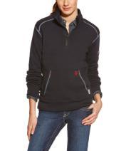 Ariat 10015901 Women's Flame Resistant 1/4 Zip Fleece