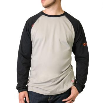 Ariat 10018439 Flame Resistant Baseball T-Shirt