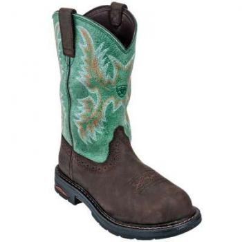 Ariat 10015405 Waterproof Tracey Pull-on Composite Toe