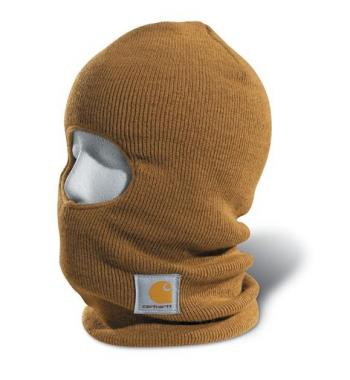 Carhartt A161BRN Brown Face Mask