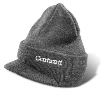 Carhartt A164CLH Winter Knit Hat With Visor