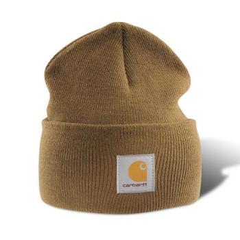 Carhartt A18BRN Brown Acrylic Watch Hat