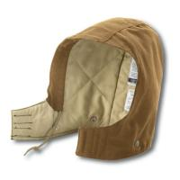 Carhartt FRA265BRN Flame Resistant Quilt Lined Duck Hood
