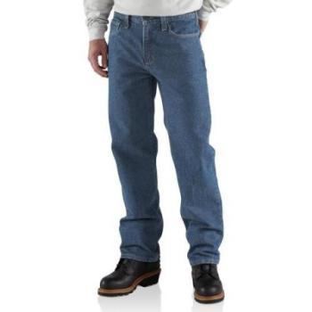 Carhartt FRB004MDS Flame Resistant Relaxed Fit Utility Jean