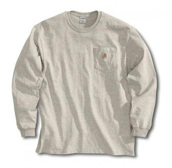 Carhartt K126SND Long Sleeve Workwear T-Shirt