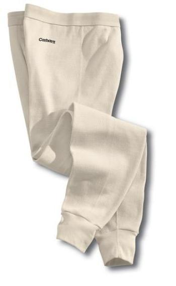 Carhartt K229NAT Heavyweight Cotton Thermal Bottom