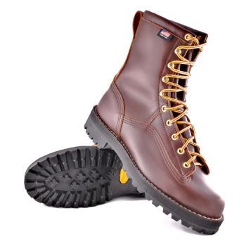 "Danner 10600 Rain Forest Waterproof 8"" Boot"