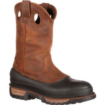 Georgia Boot G5594 Muddog Steel Toe Waterproof Wellington