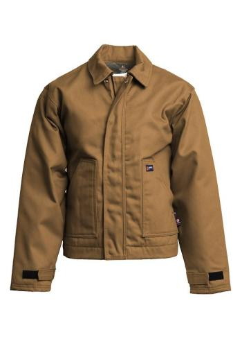 Lapco JTFRWS9 Insulated FR Coat With Windshield Technology