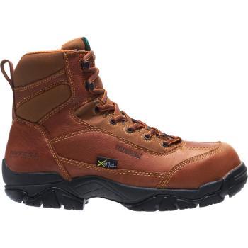 "Hytest K12251 Apex Waterproof Met Guard Composite Toe 6"" Work Boot"