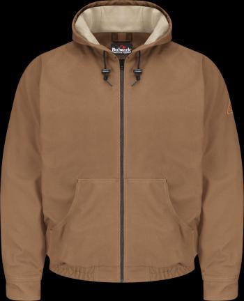 Bulwark FR JLH4 Lanyard Insulated Coat