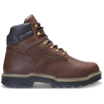 "Wolverine W02406 Darco Waterproof Steel Toe Met Guard 6"" Boot"
