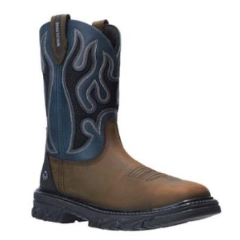 Wolverine W10932 Carbon Toe Ranch King Wellington