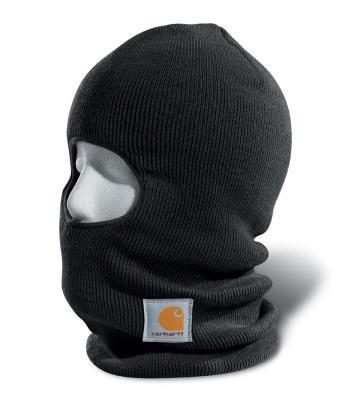 Carhartt A161BLK Black Face Mask
