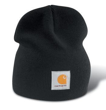 Carhartt A205BLK Black Acrylic Knit Beanie