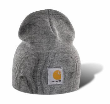 Carhartt A205HGY Grey Acrylic Knit Beanie