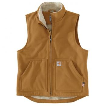Carhartt 104981 Flame Resistant Duck Sherpa Lined Vests