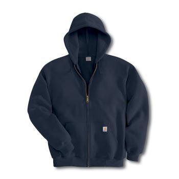 Carhartt K122CHH Midweight Hooded Zip-Front Sweatshirt