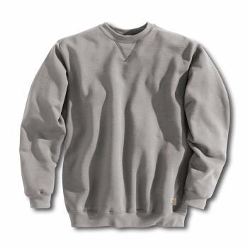Carhartt K124HGY Midweight Crewneck Sweatshirt